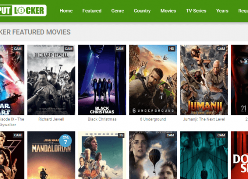 Top Putlocker Alternatives